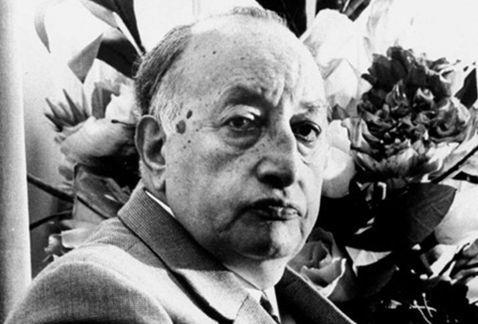 Miguel Ángel Asturias, Premio Nobel de Literatura de 1967. (Foto Prensa Libre: Hemeroteca PL)