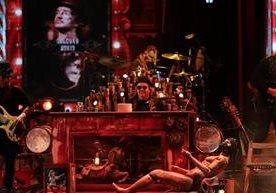 Segundo concierto de la gira Circo Soledad en Guatemala