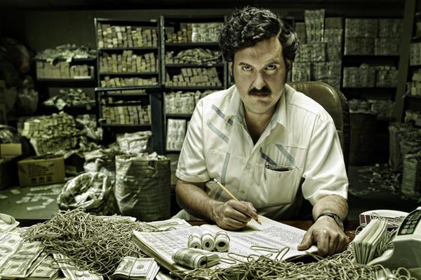 """<p>""""Escobar, el patrón del mal"""" es el nombre de la teleserie que será estrenada el próximo 4 de febrero en Costa Rica. (Foto Prensa Libre)<br></p>"""
