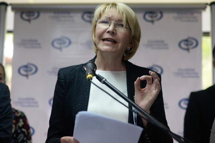 Luisa Ortega, fiscal general de Venezuela. (Foto: Hemeroteca PL)