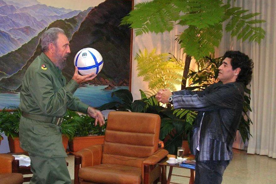 Fidel Castro falleció la noche del viernes a los 90 años. (Foto Prensa Libre: Hemeroteca)