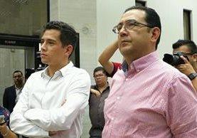 José Manuel Morales Marroquín, hijo del presidente, ha llamado la atención en varias ocasiones. (Foto Prensa Libre: Hemeroteca PL)