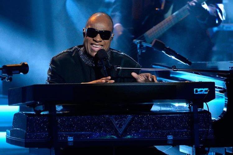 Stevie Wonder se ha comprometido a la causa para luchar contra la pobreza (Foto: Hemeroteca PL).