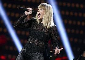 Taylor Swift publica su música en plataforma streaming. (Foto Prensa Libre: AP)