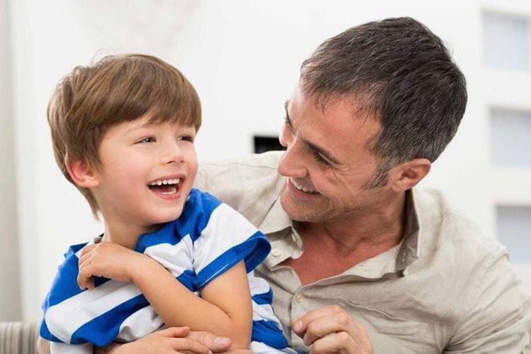Según estudio, tener al menos un hijo aumenta la esperanza de vida, especialmente entre los hombres. (Foto Prensa Libre: Hemeroteca PL)