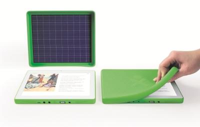 Imagen del prototipo de la portátil modular que se comenzará a distribuir a finales de este año.