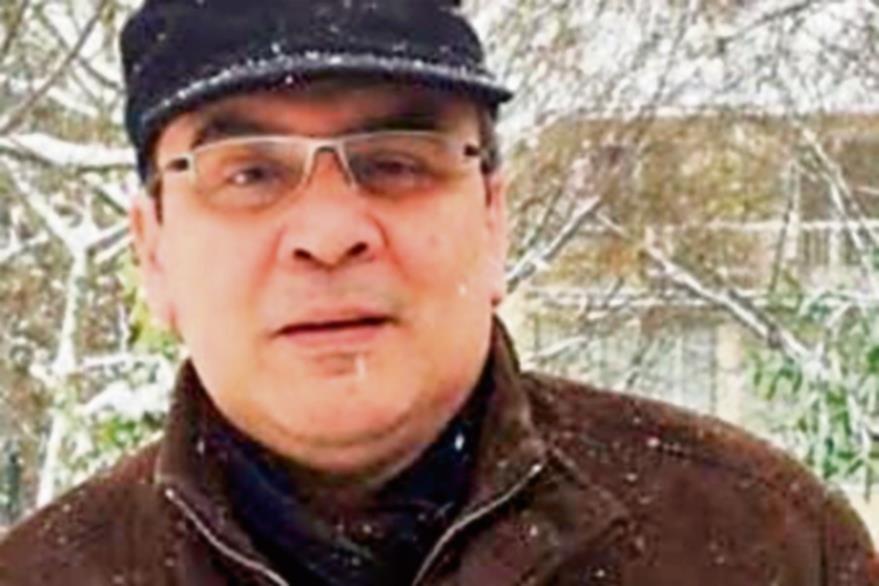 Rivera llegó  a Francia en   década de 1980