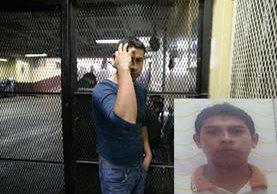 José Lorenzo Valentín atropelló a seis personas el pasado 29 de mayo. (Foto Prensa Libre: Hemeroteca PL)