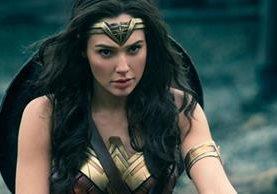 La actriz Gal Gadot da vida a la superheroína. (Foto Prensa Libre: YouTube)