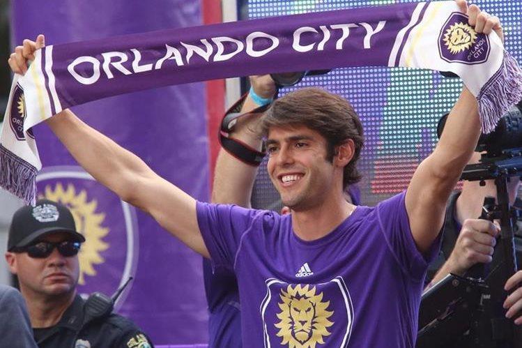 Según el Sindicato de Jugadores de la MLS a Kaka es el mejor pagado. (Foto redes).