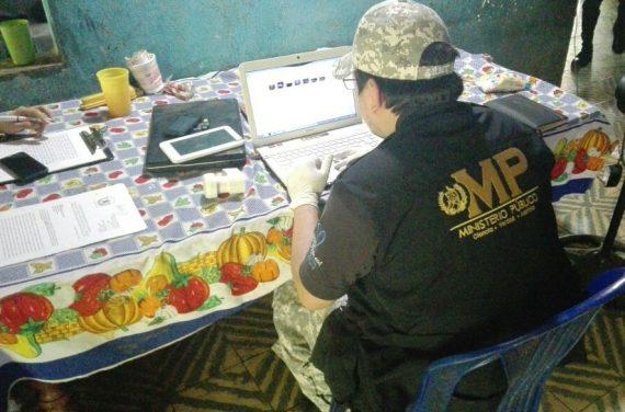Fiscales del Ministerio Público efectuaron investigación contra supuesto pederasta. (Foto: Hemeroteca PL)