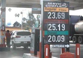 Desde el pasado 28 de diciembre se evidenciaron alzas en los precios de los combustibles.