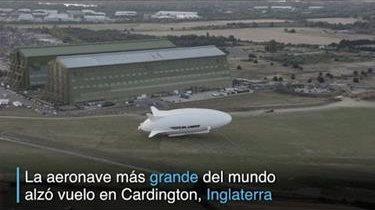 Aeronave mas grande del mundo