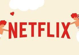 Netflix incluye en su parrilla de programación películas románticas para ver en el Día del Cariño. (Foto Prensa Libre: Netflix)