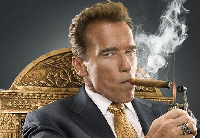 Schwarzenegger llegará a The Apprentice. (Foto Prensa Libre: Hemeroteca PL)