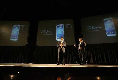 El Galaxy S4 se presentó de manera oficial ayer, en el Cine Lux.