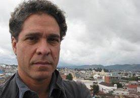 Escritor guatemalteco Rodrigo Rey Rosa. (Foto Prensa Libre: Hemeroteca PL)