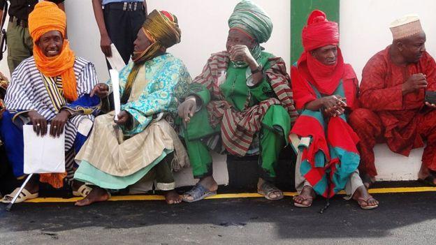 Será difícil desafiar la poligamia, una práctica de siglos en Nigeria. GETTY IMAGES