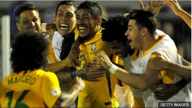 La sonrisa regresó a Brasil de la mano de Tite y los jugadores se divierten en el campo.