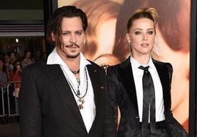 El actor Johnny Depp es acusado por su esposa Amber Heard de golpearla. (Foto Prensa Libre: Hemeroteca PL)