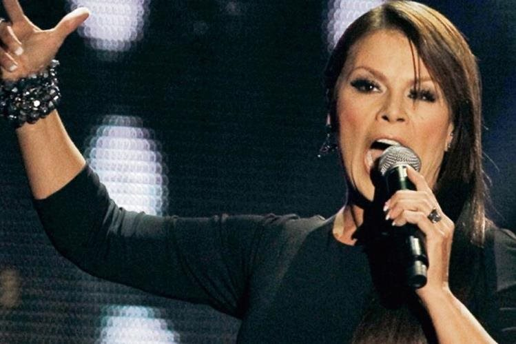 La cantante Olga Tañón quiere dar un concierto en Cuba. (Foto Prensa Libre: Hemeroteca PL)
