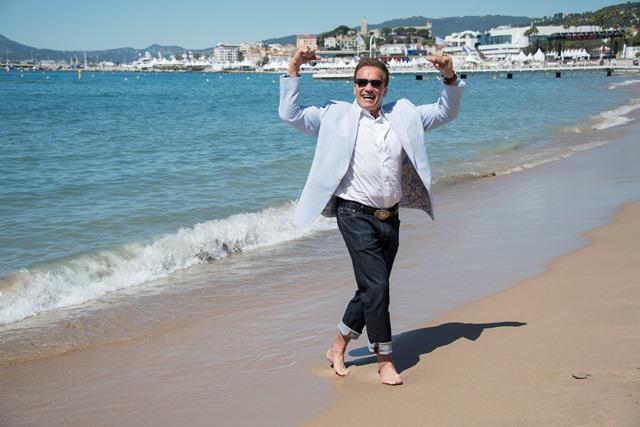 Arnold Schwarzenegger confirmó nueva cinta de ´Terminator´