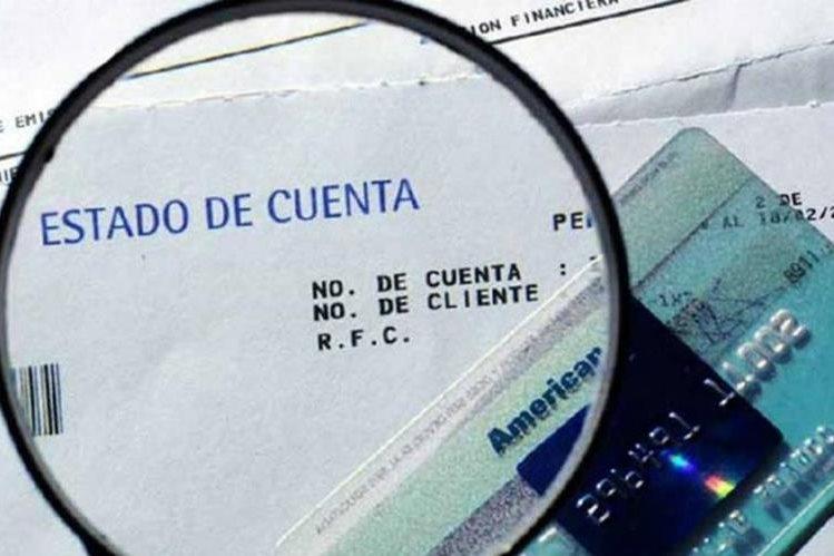La información bancaria podrá ser solicitada por la SAT. (Foto Prensa Libre: laley.pe)