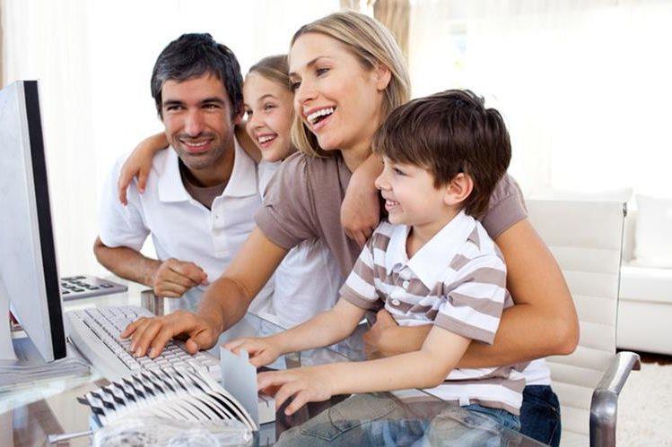 Las familias pasan más tiempo juntas cuando escuchan música con volumen alto.
