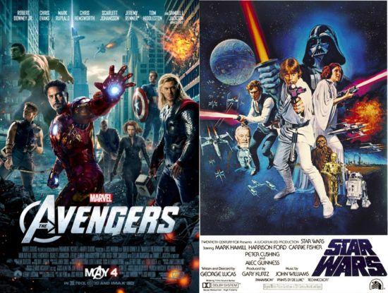 Disney es propiedad de Marvel Studios y Star Wars, películas que dejarían el sistema de streaming (Foto Prensa Libre: Comicbook).