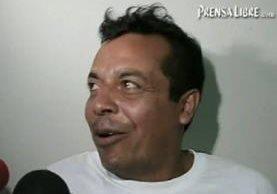 El reo Francisco Estuardo Arana Barrera cumplía una condena por dirigir el robo millonario en el Aeropuerto Internacional la Aurora en el 2006. (Foto Prensa Libre: Hemeroteca)