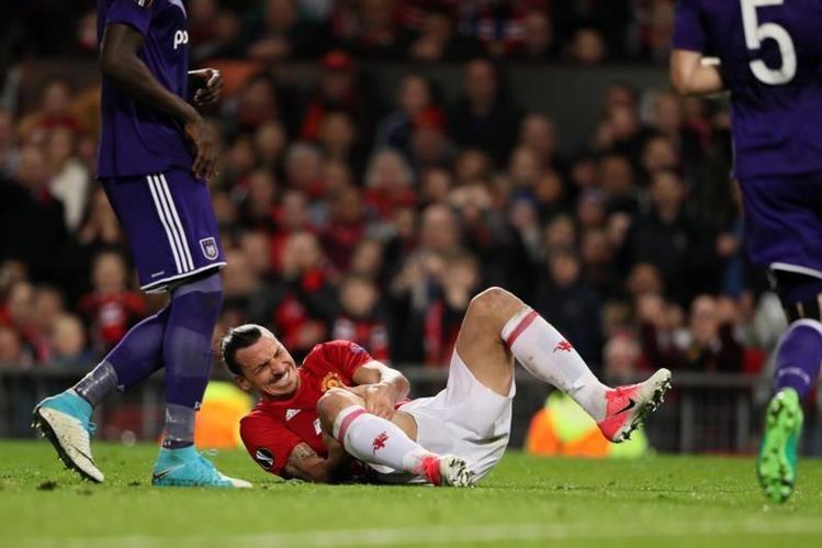 Ibrahimovic está lejos de la retirada, asegura su cirujano