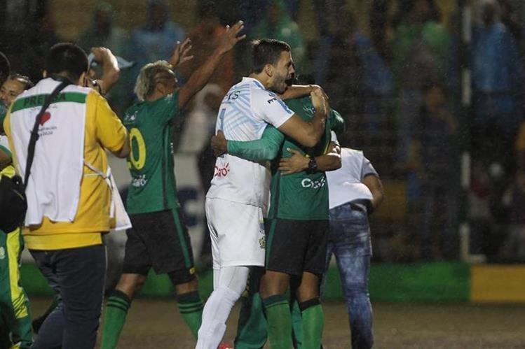 VÍDEO | FOTOS | Guastatoya y Municipal sin goles en el David Cordón Hichos