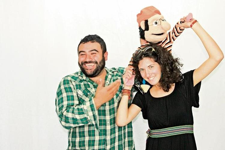 Roberto Braham (Guatemala) y Helene Josephides (Chipre) integran Canícula.