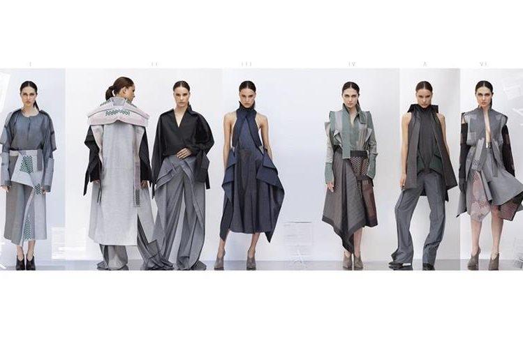 Creaciones de David Valencia, uno de los diseñadores que participará en la Semana de la Moda de Londres. (Foto Prensa Libre, cortesía de David Valencia)