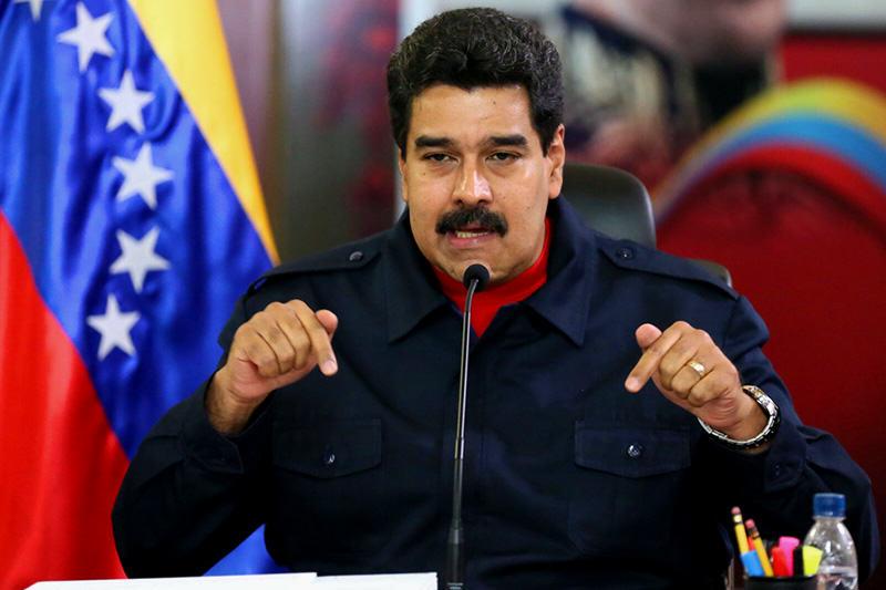 """Maduro ha jurado defender los principios del """"Chavismo"""", pero cada vez se duda más del apoyo de ese sector de la población que apoyaba al expresidente Hugo Chávez. (Foto Prensa Libre: Hemeroteca PL)."""