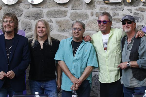 "Deep Purple realizará gira para expresar sentimientos ""sin mentiras"". (Foto Prensa Libre: EFE)"