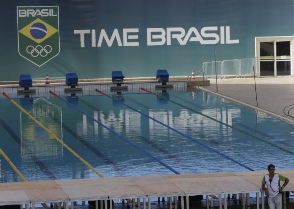 Los organizadores de los Juegos Olímpicos deben trabajar en muchas cosas para estar listos para agosto. (Foto Prensa Libre: AP)
