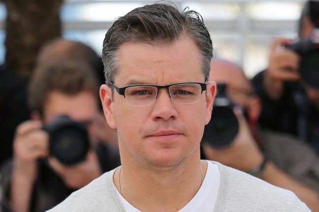 Damon se mostró sorprendido ante la expulsión del periodista Jorge Ramos de Univisión y Fusion de un evento de prensa de Trump.
