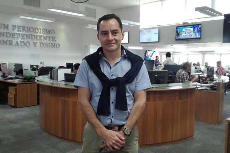 Carlos Figueroa fue un referente para los equipos de Municipal y Comunicaciones. (Fotos Prensa Libre: Carlos Vicente)