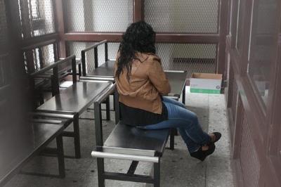 El MP también vincula a Ponciano Ichich con un reo de alta peligrosidad. (Foto Prensa Libre: Hemeroteca)