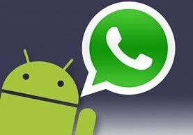 La actualización de la aplicación de WhatsApp para Andriod ya está disponible. (Foto Prensa Libre: HemerotecaPL)