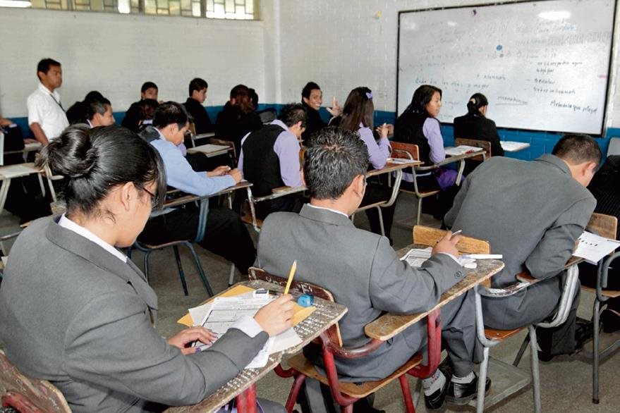 Los resultados de las pruebas de lectura y matemática que se realizan cada año no son satisfactorios.
