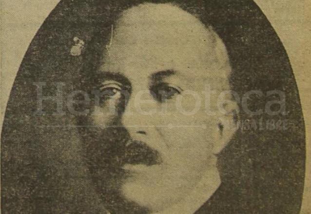 Carlos Herrera Luna gobernó Guatemala de 1920 a 1921. (Foto: Hemeroteca PL)