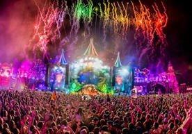 Así se vivió el primer día del festival de música electrónica Tomorrowland.