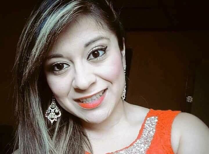 Lucecita Antonieta Caal desapareció el viernes último. (Foto Prensa Libre: Eduardo Sam).