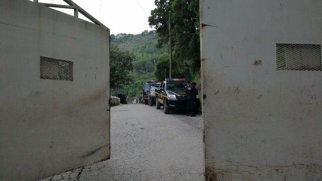 Dos reos fueron muertos dentro del preventivo para hombres de la zona 18 en julio de este año. (Foto Prensa Libre: Hemeroteca PL)