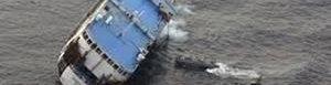 Ferry naufragó en Filipinas.