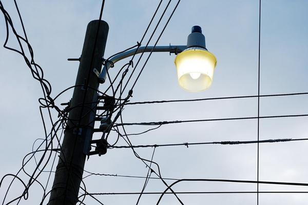 Energuate empezó suspensión parcial de servicio. (Foto Prensa Libre: Hemeroteca PL)