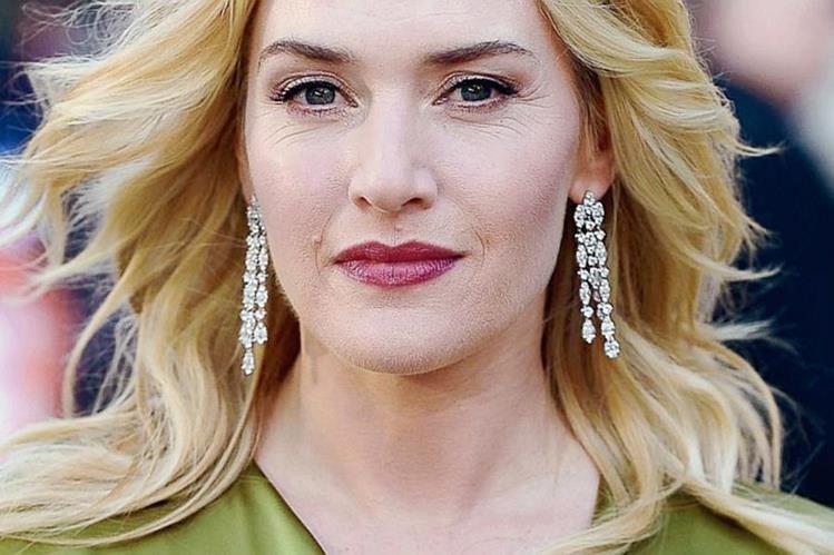 Kate Winslet asegura que le gusta mostrar su rostro tal como es. (Foto Prensa Libre: HemerotecaPL)