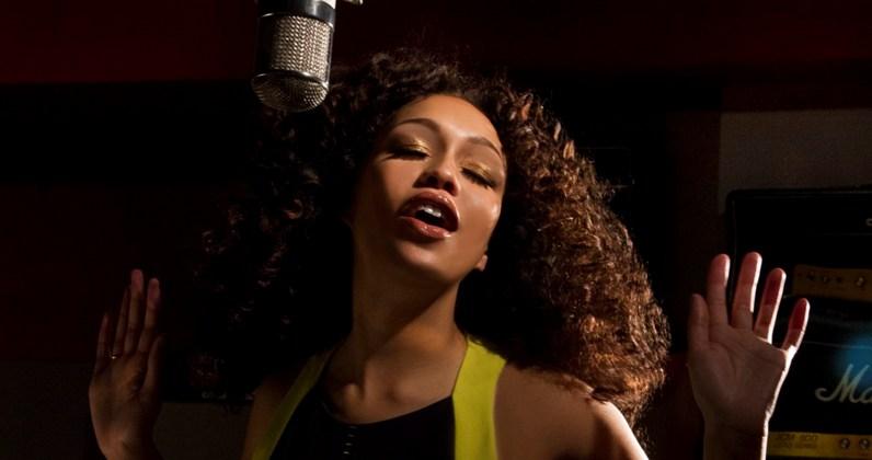 Rebecca Ferguson, cantante y compositora. (Foto: Hemeroteca PL).